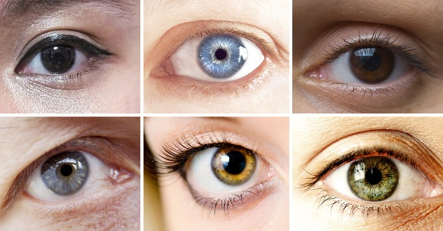 How to Change Your Eye Color to Blue, Green, Red, Hazel