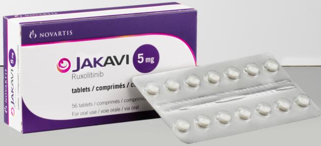 Jakafi Medication Cost, Side Effect