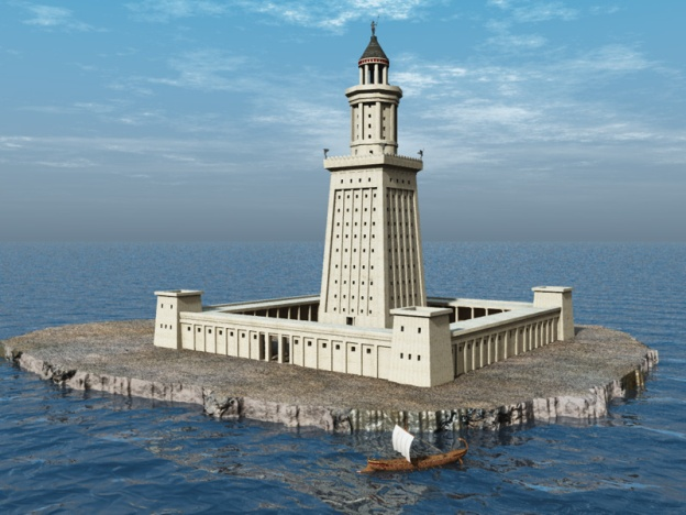 Why Alexandria City in Ancient Egypt attracts Scholars?